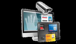 Установка биометрических СКУД