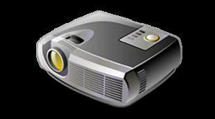 Монтаж интерактивных досок, проекционных экранов, проекторов