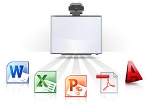 Установка интерактивных досок в образовательных учреждениях
