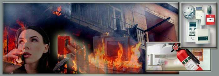 Фото пожар в здании