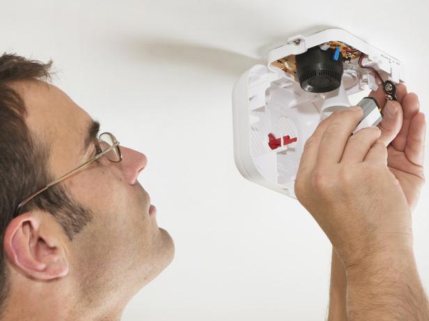осмотр и ремонт охранного оборудования