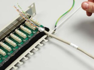 заделка кабеля