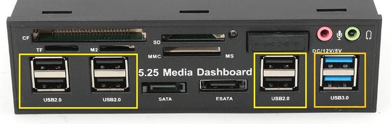 USB разъем 2