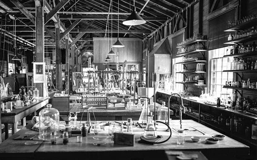 Лаборатория Эдисона