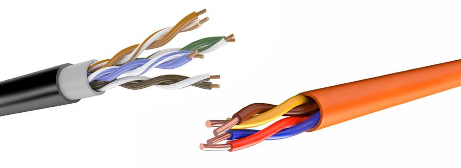 симметричный кабель